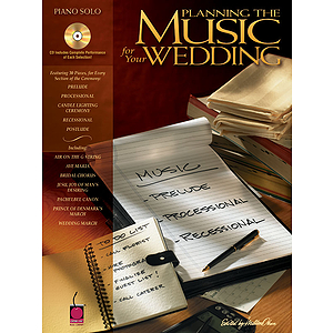 Planning the Music for Your Wedding