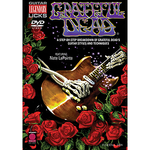 Grateful Dead Legendary Licks (DVD)