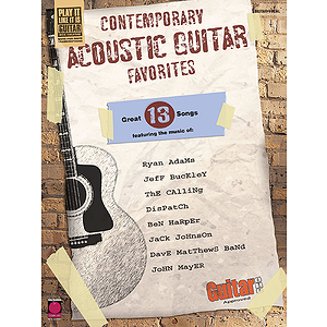 Contemporary Acoustic Guitar Favorites