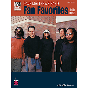 Dave Matthews Band - Fan Favorites for Bass