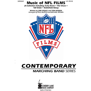 Music of NFL Films (Time-out Collection)
