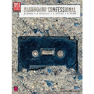 Dashboard Confessional - A Mark · A Mission · A Brand · A Scar