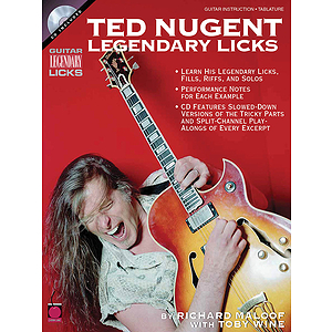 Ted Nugent - Legendary Licks