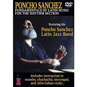 Poncho Sanchez (DVD)