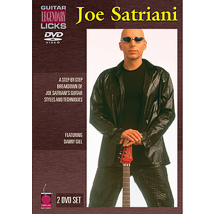 Joe Satriani (DVD)