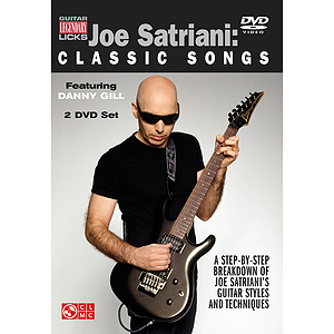 Joe Satriani - Classic Songs (DVD)