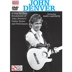 John Denver Legendary Licks (DVD)