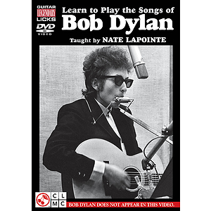Learn to Play the Songs of Bob Dylan (DVD)