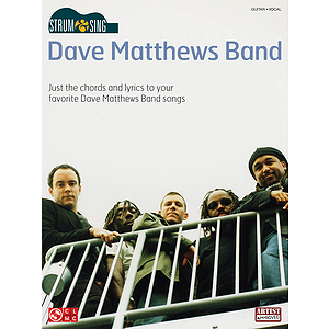 Strum & Sing Dave Matthews Band