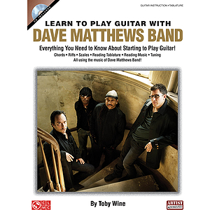 Learn to Play Guitar with Dave Matthews Band