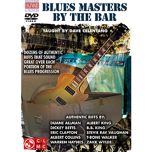 Blues Masters by the Bar (DVD)