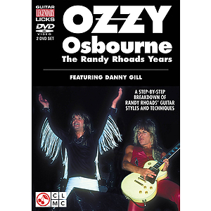 Ozzy Osbourne - The Randy Rhoads Years (DVD)