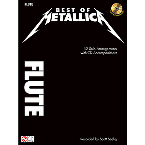 Best of Metallica for Flute