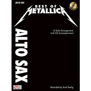 Best of Metallica for Alto Sax