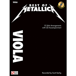 Best of Metallica for Viola