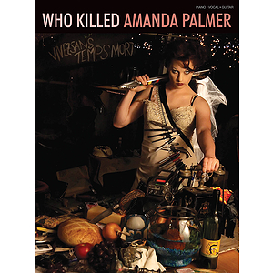 Amanda Palmer - Who Killed Amanda Palmer?