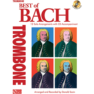 Best of Bach for Trombone
