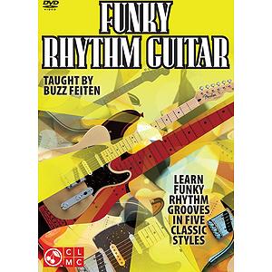 Funky Rhythm Guitar (DVD)