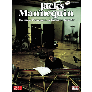 Jack's Mannequin - The Glass Passenger and The Dear Jack EP
