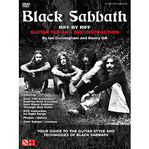 Black Sabbath - Riff by Riff (DVD)