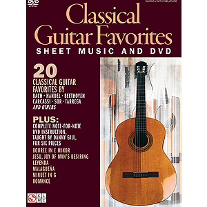 Classical Guitar Favorites
