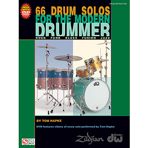 66 Drum Solos for the Modern Drummer (DVD)