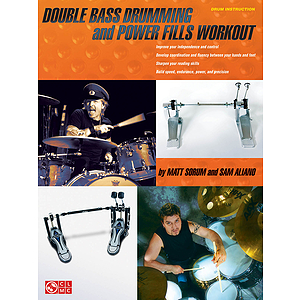 Double Bass Drumming and Power Fills Workout