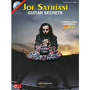 Joe Satriani - Guitar Secrets