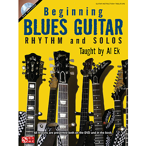Beginning Blues Guitar - Rhythm and Solos