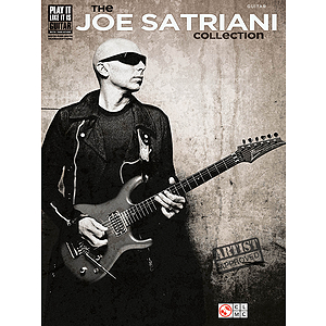 The Joe Satriani Collection