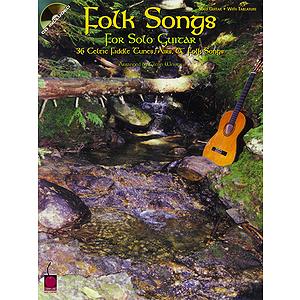 Folk Songs for Solo Guitar
