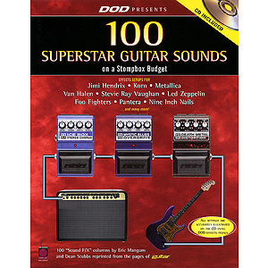 DOD Presents 100 Superstar Guitar Sounds on a Stompbox Budget