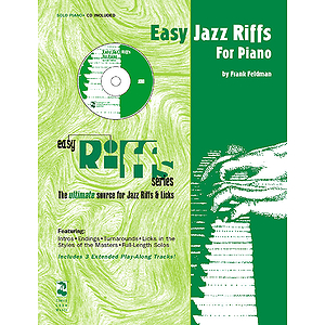 Easy Jazz Riffs for Piano