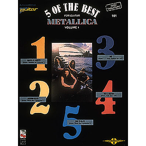 Metallica - 5 of the Best/Vol. 1*