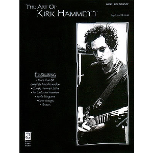 Metallica - The Art of Kirk Hammett