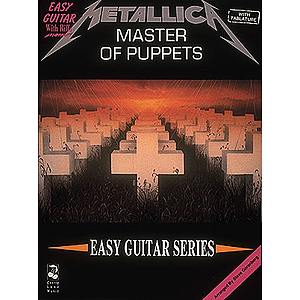 Metallica - Master of Puppets*