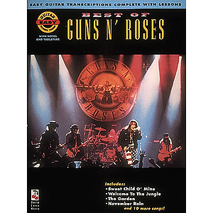 Guns N' Roses Easy Recorded Versions*