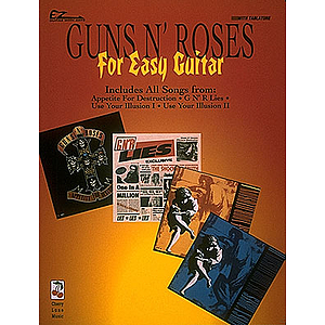 Guns N' Roses for Easy Guitar*