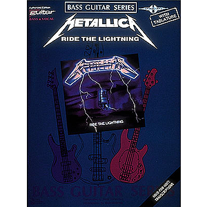 Metallica - Ride the Lightning*