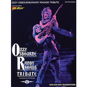 Ozzy Osbourne - Randy Rhoads Tribute