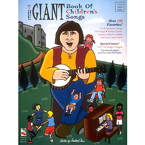 The Giant Book of Children&#039;s Songs