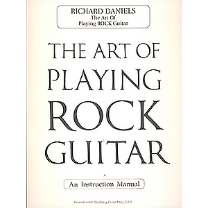 The Art of Playing Rock Guitar