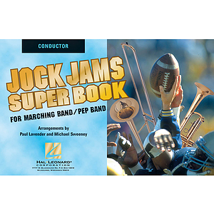 Jock Jams Super Book - Conductor