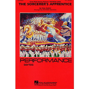 The Sorcerer's Apprentice (from Fantasia 2000)