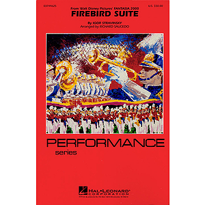 Firebird Suite (from Fantasia 2000)