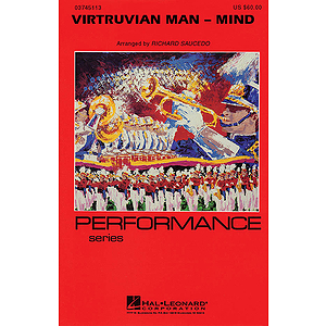 Virtruvian Man - Part 1 (Mind)