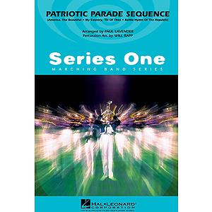 Patriotic Parade Sequence