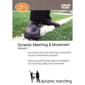 Dynamic Marching and Movement - Volume 1 (DVD)