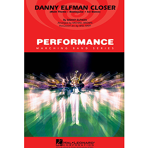Danny Elfman Closer
