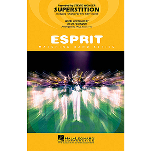Superstition (includes Living for the City intro)